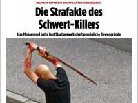 刚刚,穆斯林难民持长刀当街斩杀收留自己的恩人,围观德国群众无人敢上前阻止……